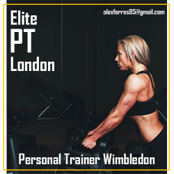 Elite PT London – Personal Trainer Wimbledon