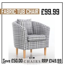 Fabric Tub Chair