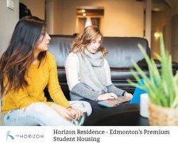 Horizon Residence – Edmonton's Premium Student Housing