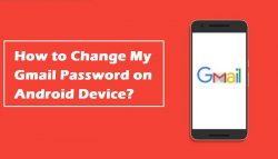 How to Change My Gmail Password on Android Device?