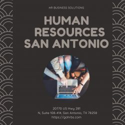 Human Resources San Antonio – Human Resources Business Solutions