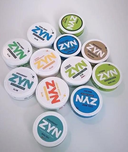 ZYN pouches