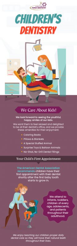 Lifetime Family Dentistry – Children's Dentistry in Collinsville, CT