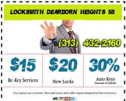 Locksmith Dearborn Heights MI