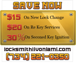 Locksmith Livonia MI