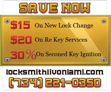 Locksmith Livonia MI