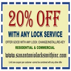 San Antonio Locksmith Inc