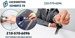 Locksmiths Schertz TX