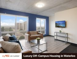 myREZ on Lester – Luxury Off-Campus Housing in Waterloo