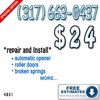 Garage Door Repair Carmel