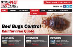 Pest control vancouver