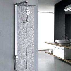 robinet de douche mixte