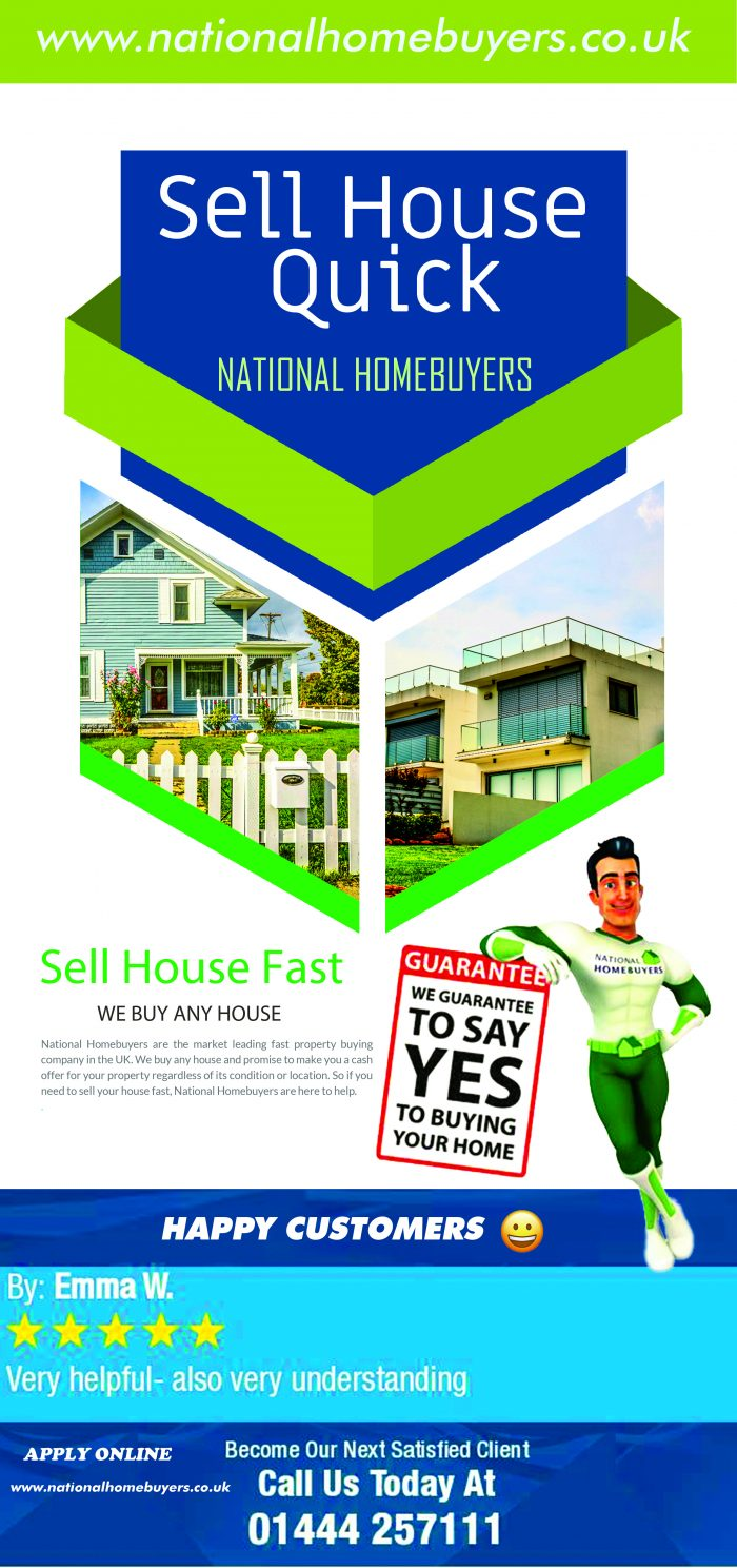 Quick House Sale | National Homebuyers