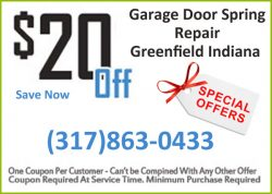 Garage Door Repair Greenfield