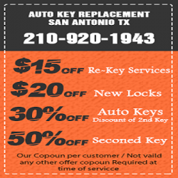Transponder Chip Key San Antonio TX