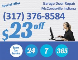 Garage Door Repair McCordsville