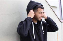 Stabproof hoodie
