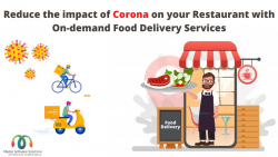 On Demand Food Delivery Solutions