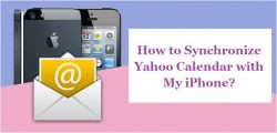 How to Synchronize Yahoo Calendar with My iPhone?