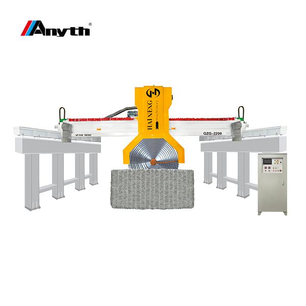 ANYTH-500-1 Integrated Infrared Bridge Cutting Machine(Conventional)