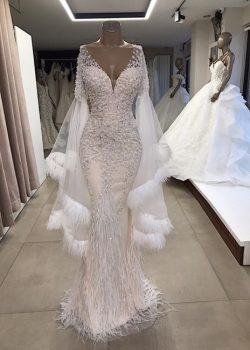 Luxus Abendkleider Lang Günstig | Abiballkleider Online Kaufen