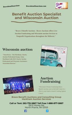 Benefit Auction Specialist
