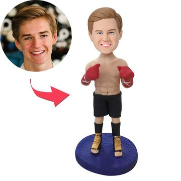 Boxer Custom Bobblehead