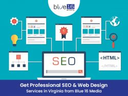 Get Professional SEO & Web Design Services in Virginia from Blue 16 Media