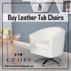 Buy Leather Tub Chairs at Chairs Warehouse