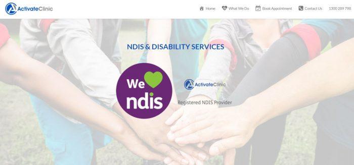NDIS Group Exercise