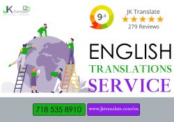 Certified English Translation Agency