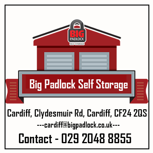 Contact Big Padlock Self Storage Cardiff Service