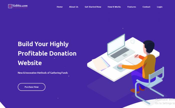 Crowdfunding Script