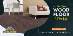 Expert Wood Floor Refinishing Services In Napa