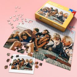 Custom Photo Jigsaw Puzzle Best Indoor Gifts 35-1000 Pieces