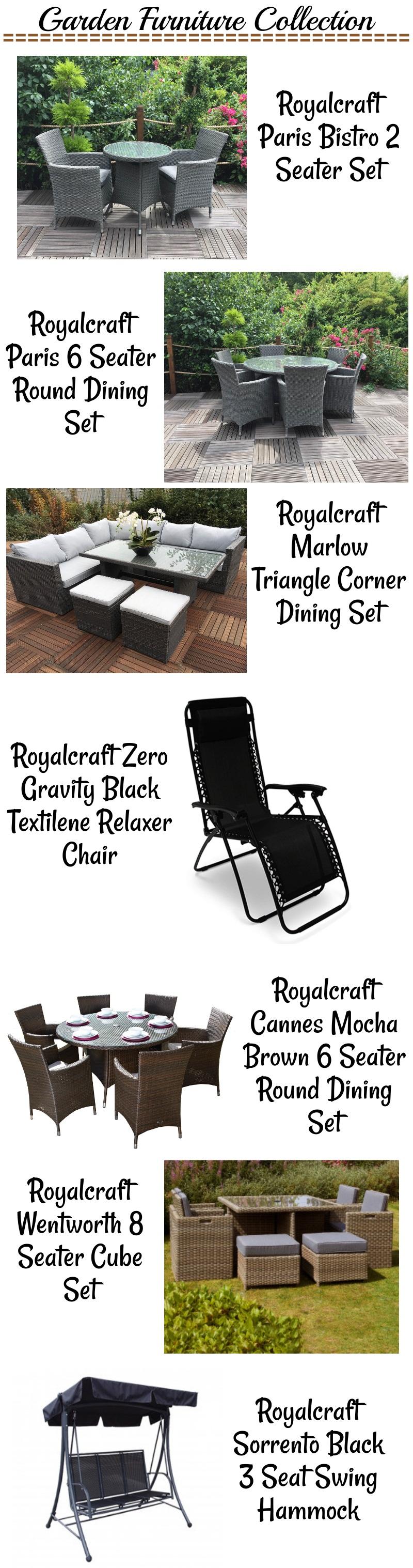 Buy Garden Furniture Online