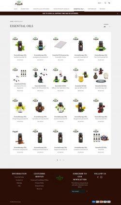 essential oils australia