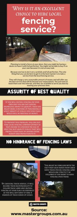 Guide you to get a right fence service