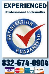 Locksmith Humble TX