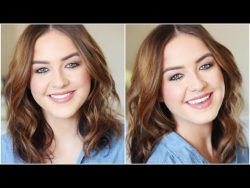 Makeup Routine for Extremely Dry Skin – YouTube