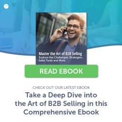 Free eBook: Master the Art of B2B Selling