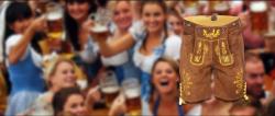 Authentic Oktoberfest Costume Bavarian Lederhosen Online
