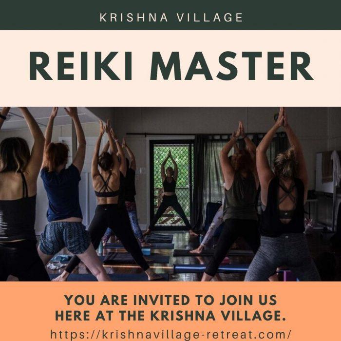 Reiki Master – Krishna Village