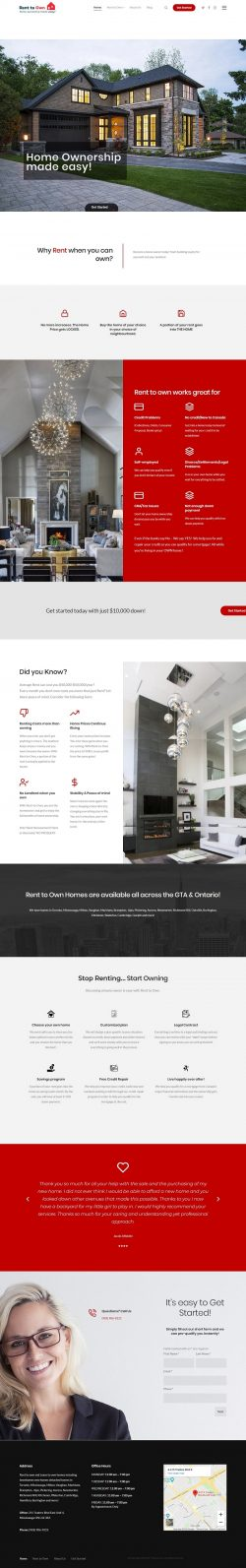 Rent to own condos