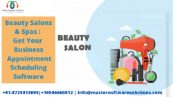 Salon Scheduling Software