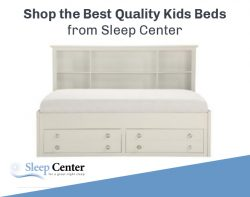 Shop the Best Quality Kids Beds from Sleep Center