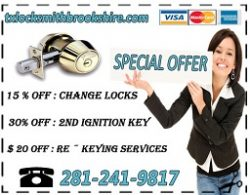 TX Locksmith Brookshire