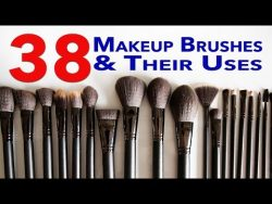 Ultimate Makeup Brushes Guide! 38 Makeup Brushes and Their Uses – YouTube
