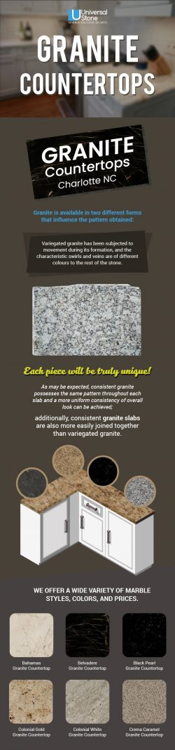 Universal Stone – A Leading Granite Fabricator and Installer in Charlotte, NC