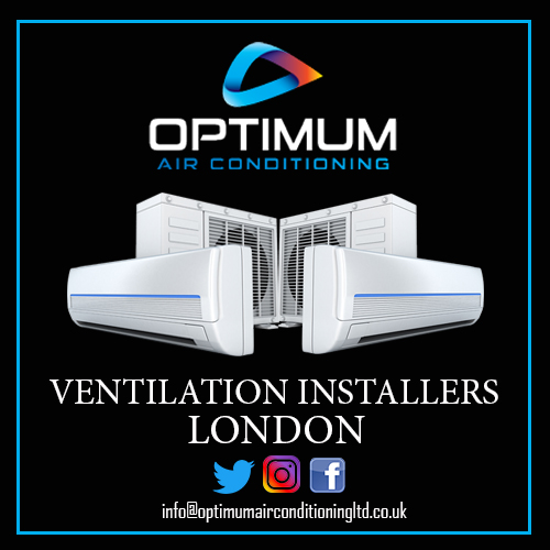Ventilation & HRV Installers London